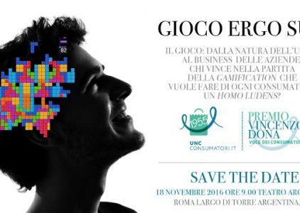Premio Vincenzo Dona, voce dei consumatori